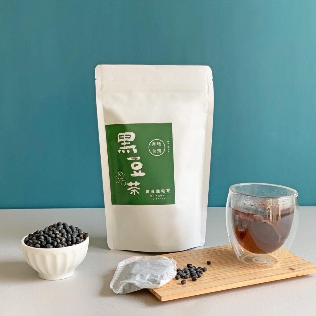 優質黑豆茶