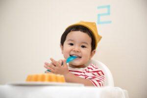 幼兒邁向副食品大小事