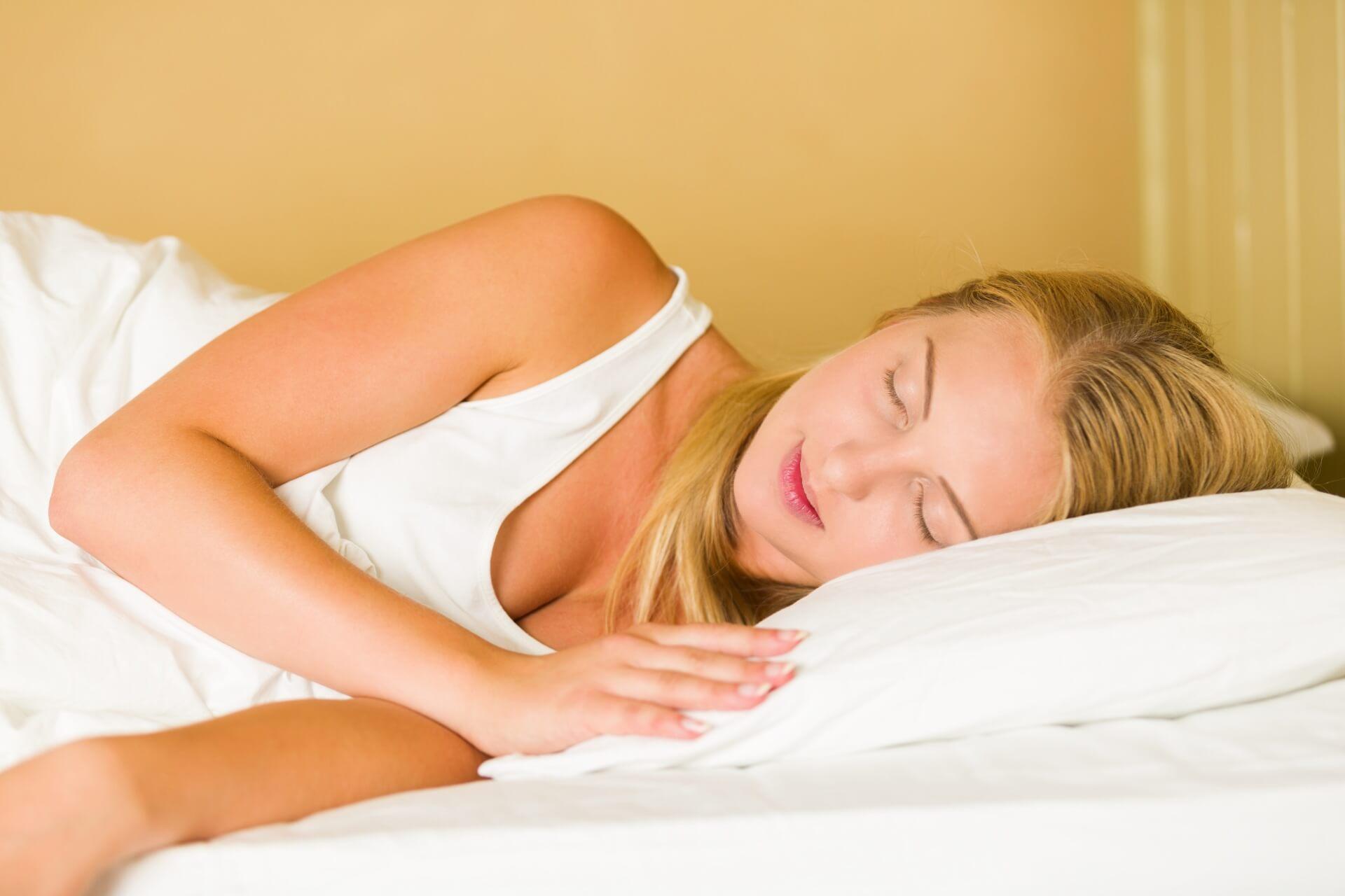 睡不好怎麼打拚? 營養師推這5種助眠食物