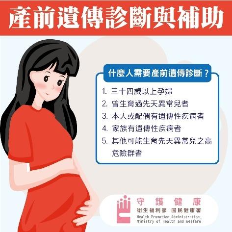 2021羊膜穿刺補助總整理,最高補助8500元 | 孕婦知識